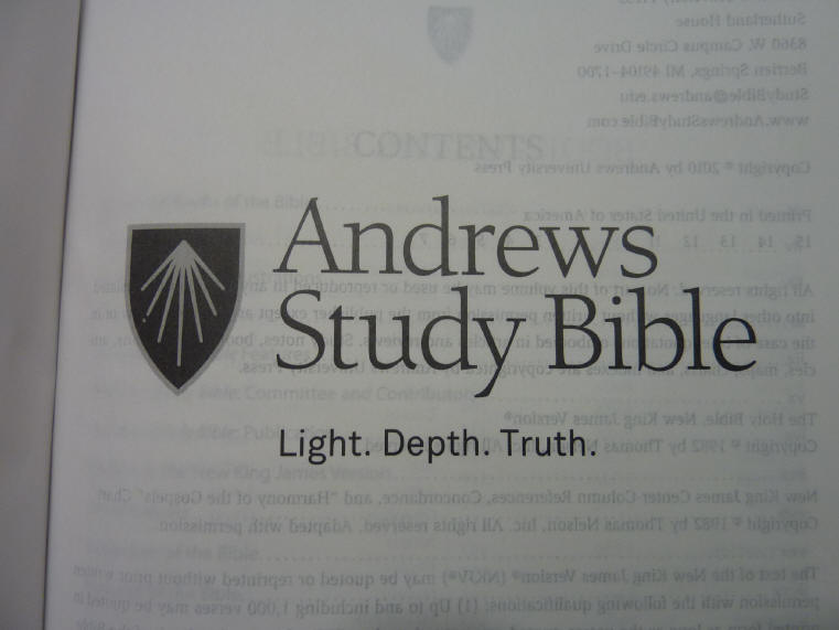 Andrews Study Bible - Home | Facebook